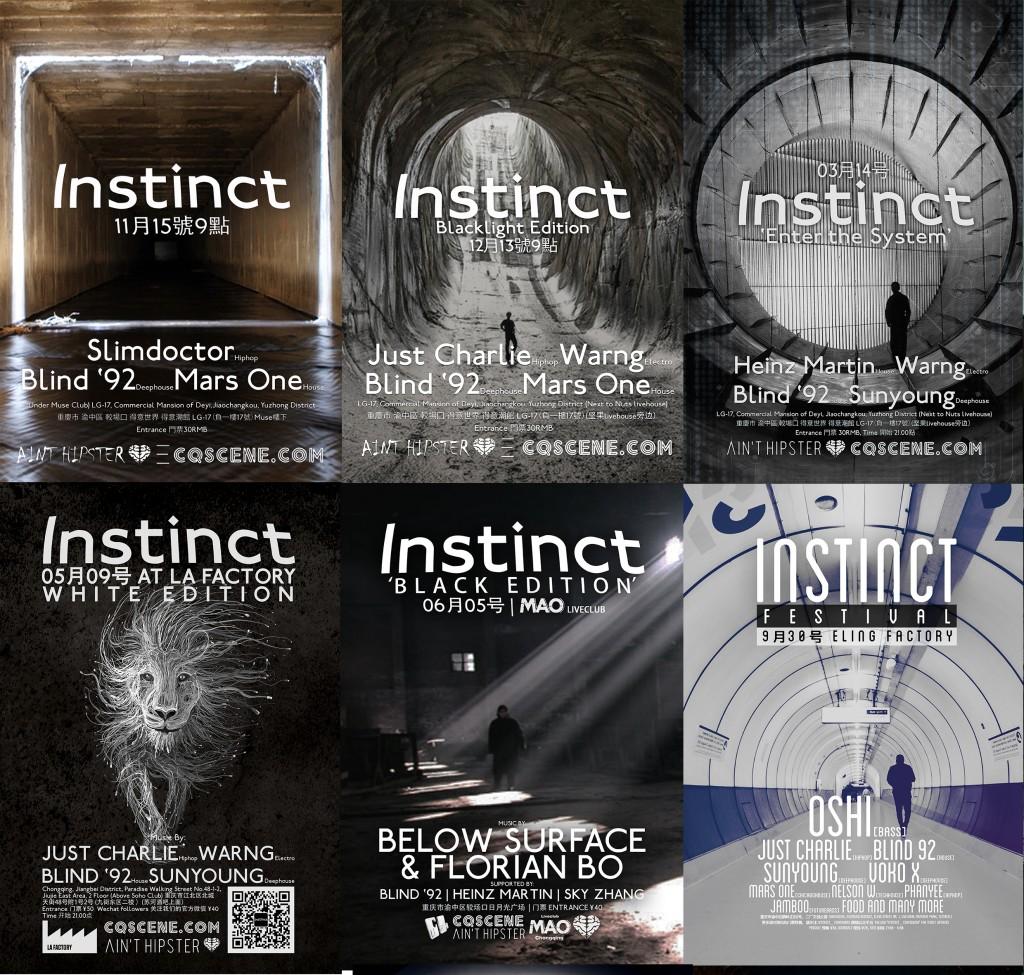 6 Instincts Part 1